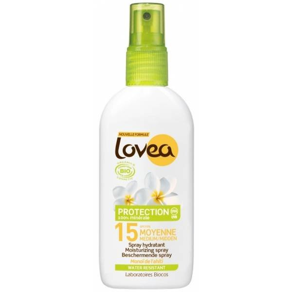 Lovea Lovea Bio Sun Spray SPF 15
