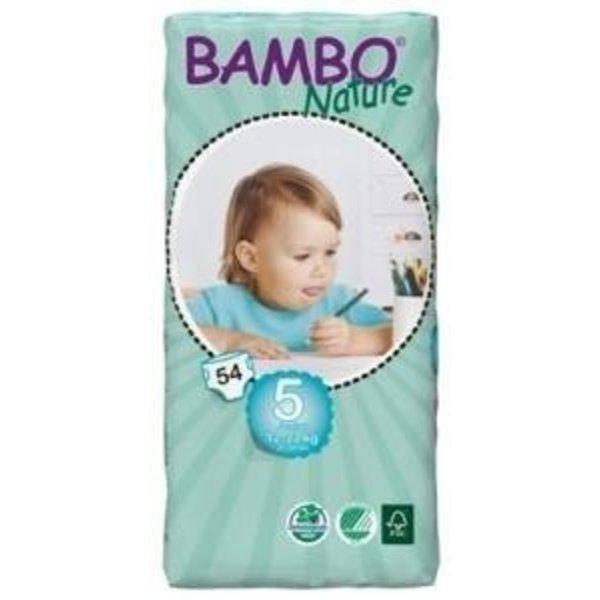Bambo Bambo Nature Luier Maat 5 Junior 12-22 kg