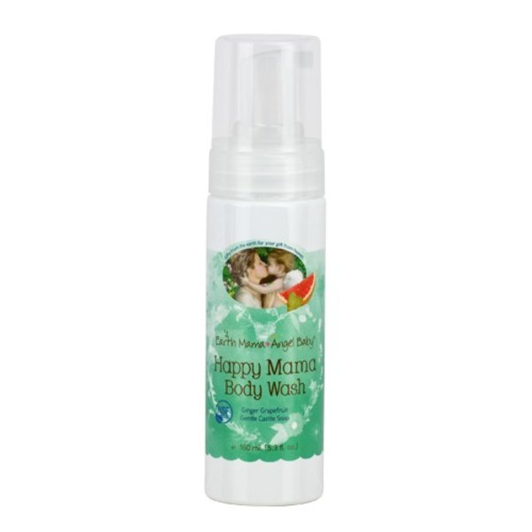 Earth Mama Angel Baby Earth Mama Body Wash met gember en grapefruit