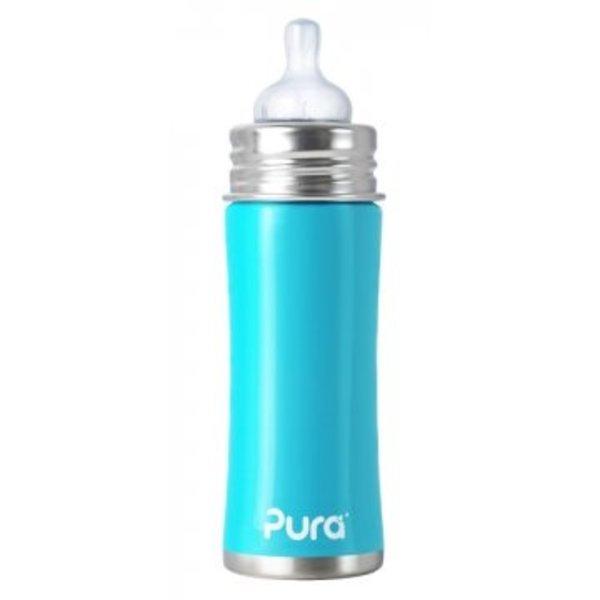 Pura Kiki Speenfles 325ml Aqua