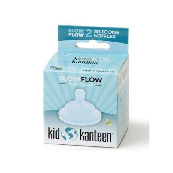Klean Kanteen- rvsdrinkfles/ waterfles Klean Kanteen Speen slow flow