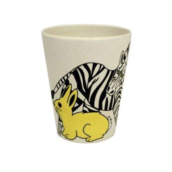 Zuperzozial Zuperzozial Beker Hungry Zebra