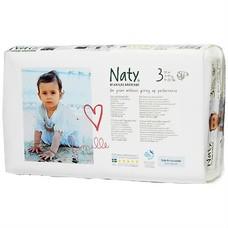 Naty Luiers Luiers 3 Midi (4-9 kg) 52 stuks