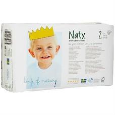 Naty Luiers Luiers 2 Mini (3-6 kg)