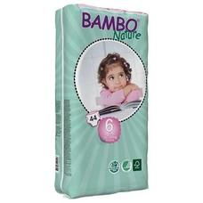 Bambo Babyluier maat 6 XL 16-30 kg T