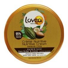 Lovea Body Crème Sheabutter & Cocoa