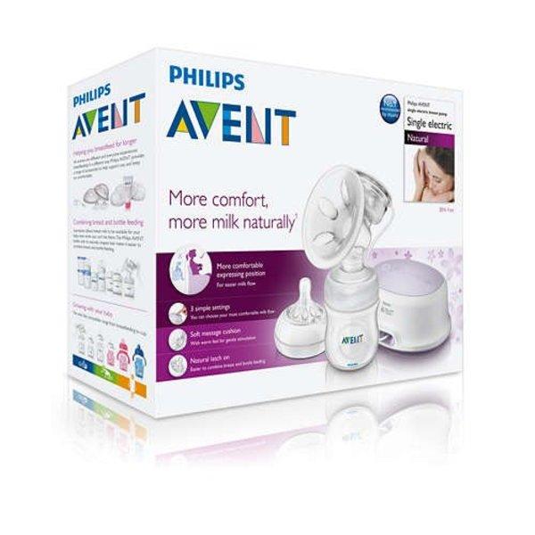 Philips Avent Comfort enkele borstkolf SCF332/01