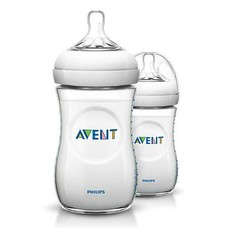Avent Zuigfles Natural 260 ml 2-pack