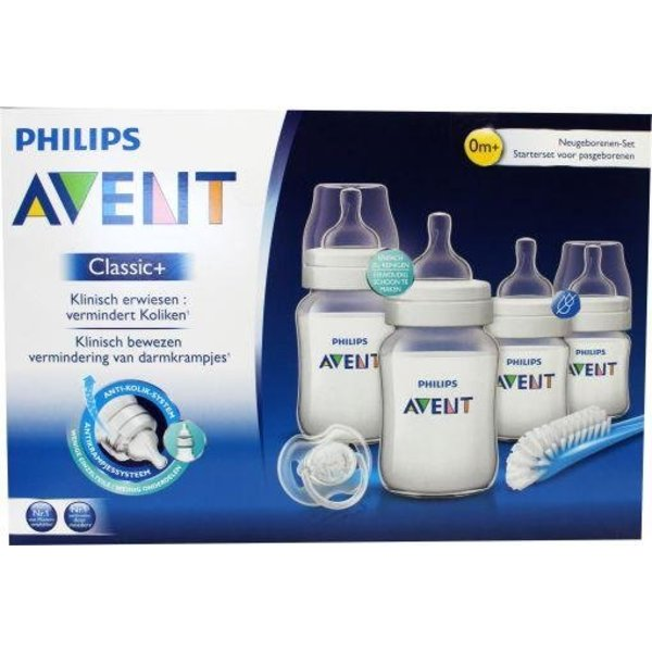 Philips Avent Starterset Classic+