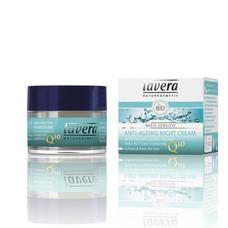 Lavera Anti-rimpel nachtcrème Q10