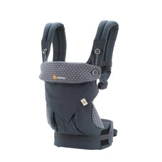 Ergobaby Draagzak Dusty Blue 360°