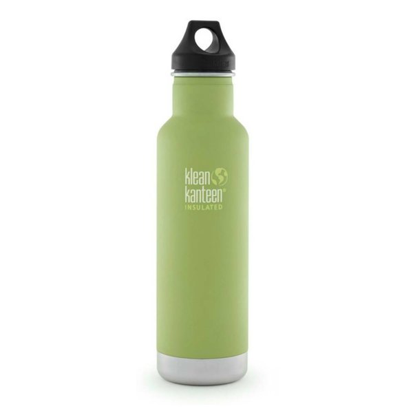 Klean Kanteen- rvsdrinkfles/ waterfles Klean Kanteen Classic thermosbeker 592 ml groen