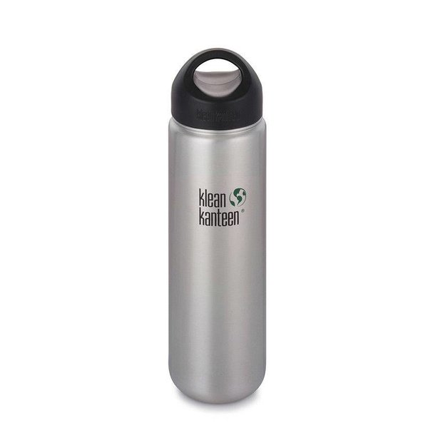 Klean Kanteen - rvs drinkfles / waterfles Klean Kanteen Wide Waterfles 800 ml rvs