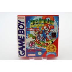 Nintendo Super Mario Land 2 (6 Golden Coins)