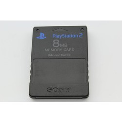 Sony Computer Entertainment PS2 Memory card 8Mb (Origineel) Black [Gebruikt]
