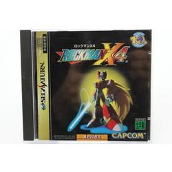 Capcom Rockman X4 (Import) (MegaMan X4)