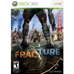 Lucasarts Fracture - Xbox 360