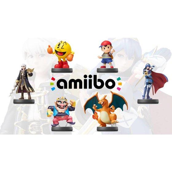 Amiibo's