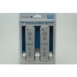 Wii Remote oplader Station - Wit -