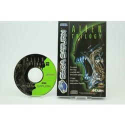 Aklaim Alien Trilogy