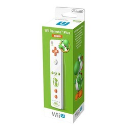 Nintendo Remote Controller - Motion Plus - Yoshi Edition -
