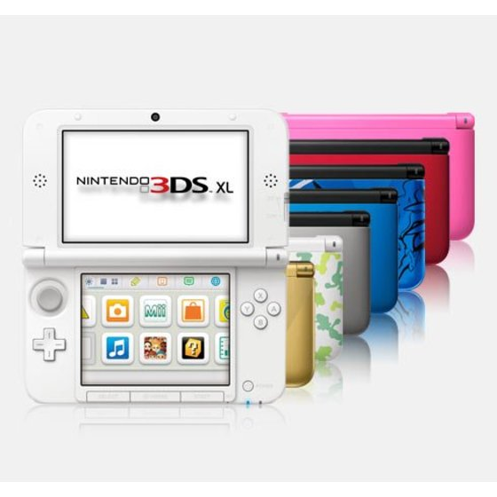 3DS/2DS