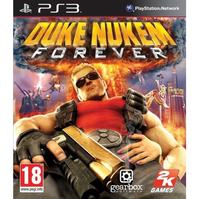 2K Games Duke Nukem Forever - PS3