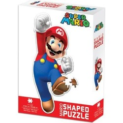 Nintendo Super Mario Shaped Puzzle