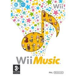 Nintendo Wii Music - Wii