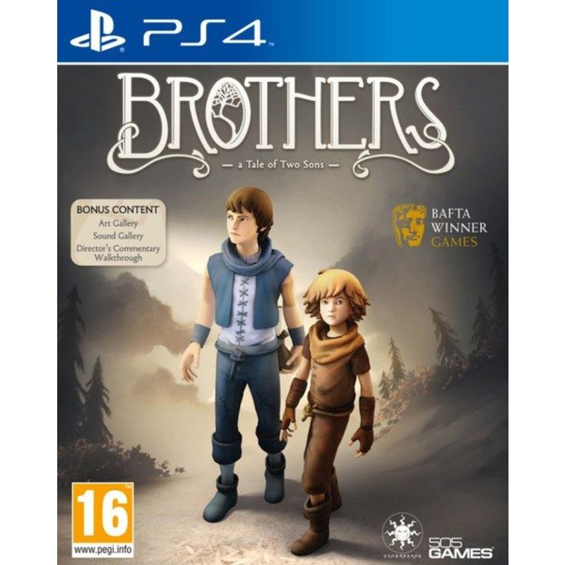 505 Games Brothers - A Tale of Two Sons - PS4