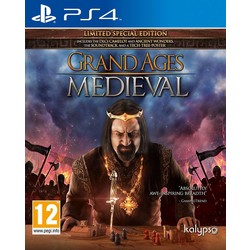 Telltale Games Grand Ages Medieval (Limited Special Edition) - PS4