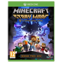 Telltale Games Minecraft - Story Mode - Xbox One