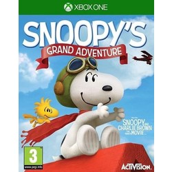 Activision Snoopy's Grand Adventure - Xbox One