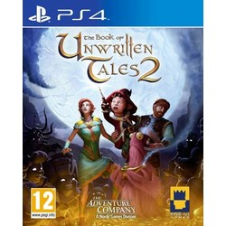 Nordic Games The Book Of Unwritten Tales 2 - PS4