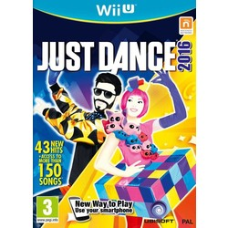 Ubisoft Just Dance 2016 - Wii U