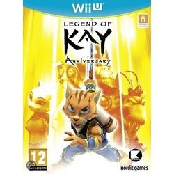 Nordic Games Legend of Kay Anniversary - Wii U