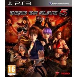 Tecmo Dead or Alive 5 - PS3