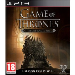 Telltale Games Game of Thrones - A Telltale Games Series - PS3