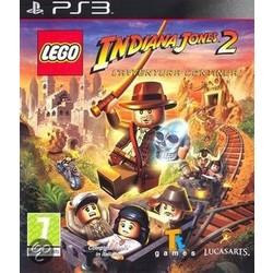 Lucasarts LEGO Indiana Jones 2 - The Adventure Continues - PS3 (Essentials)