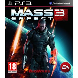 Electronic Arts Mass Effect 3 - PS3