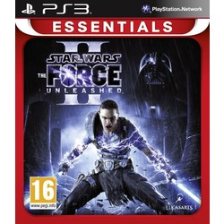 Lucasarts Star Wars - The Force Unleashed II - PS3 (Essentials)