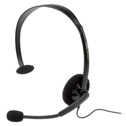 Microsoft Xbox 360 Headset (Zwart) [Gebruikt]
