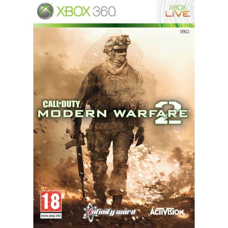 Activision Call Of Duty Modern Warfare 2 - Xbox 360 [Gebruikt]