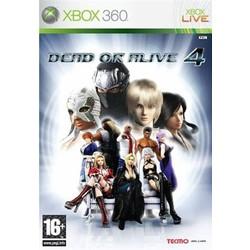 Tecmo Dead Or Alive 4 - Xbox 360 [Gebruikt]