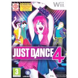 Ubisoft Just Dance 4 - Wii [Gebruikt]