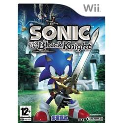 SEGA Sonic And The Black Knight - Wii [Gebruikt]