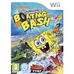 THQ Spongebob Squarepants Boten Bots Race - Wii [Gebruikt]