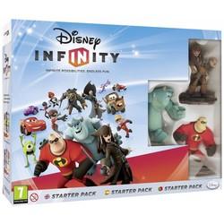 Nintendo Disney Infinity Starter Pack - Wii [Gebruikt]