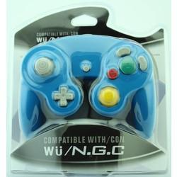 Gamecube Controller (Blauw)