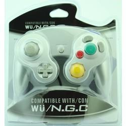 Gamecube Controller (Zilver)